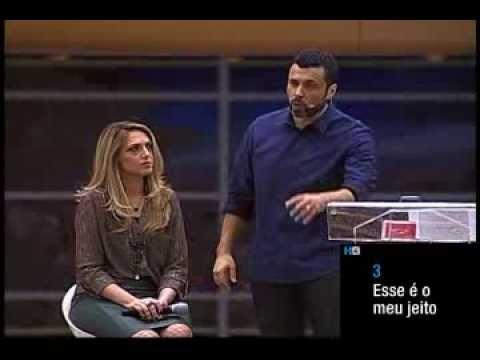 Homens + Fortes: 1ª Palestra - Renato e Cristiane Cardoso