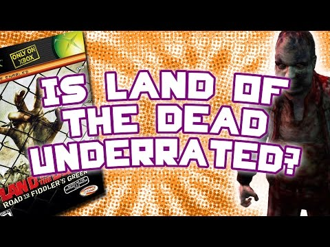 Is Land of the Dead: Road to Fiddler's Green (Xbox) Underrated? - IMPLANTgames