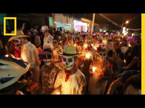 11ea8a0377d What is Day of the Dead? | National Geographic - YouTube