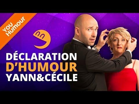CECILE GIROUG & YANN STOTZ - Déclaration d'Humour