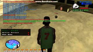 Diamond RP l Игра под админкой #13 [Следим за каптом]