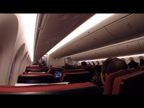 TRIPREPORT | Tokyo Narita to Sydney | Japan Airlines [ Economy Class ]