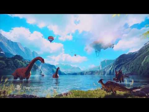 ARK Park - Dinosaurios en realidad virtual: 2017 Lánzamiento para PS4 y PC (4K)