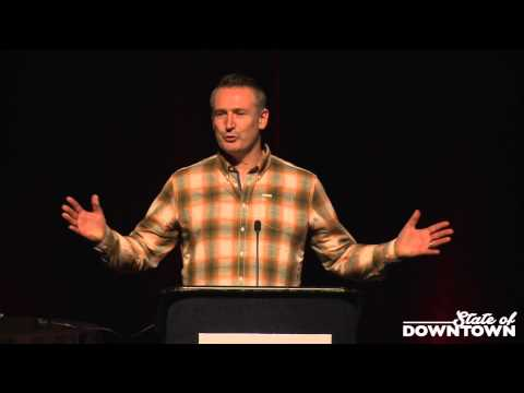 State of Downtown 2015 Keynote: Mark Rowland, Roceteer