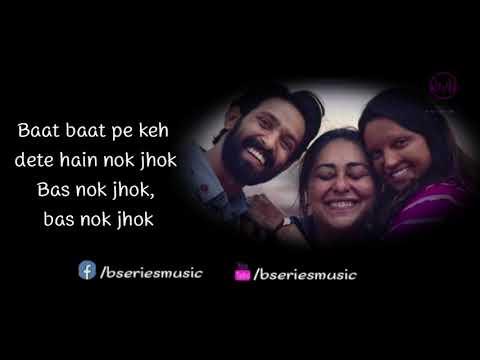 Full Video: Nok Jhok Song With Lyrics || Siddhartaha Mahadevan, Deepika Padukode||