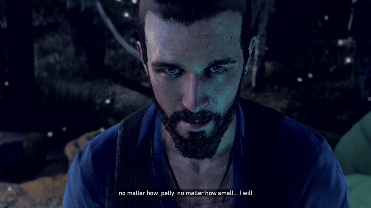 Far Cry 5 John Seed First Scene Youtube
