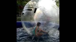 Water ball...