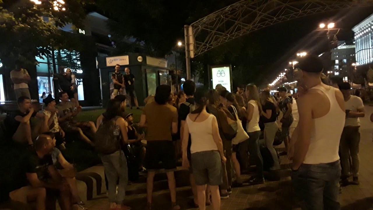 Kyiv, Ukraine nightlife