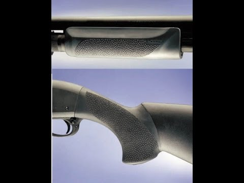Hogue Shotgun stock and forend install