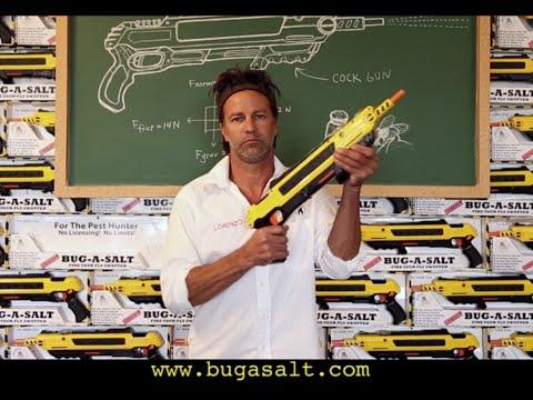 Bug-A-Salt Infomercial (Salted Campaign!)