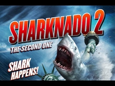 Акулий торнадо 2 - смотреть онлайн трейлер