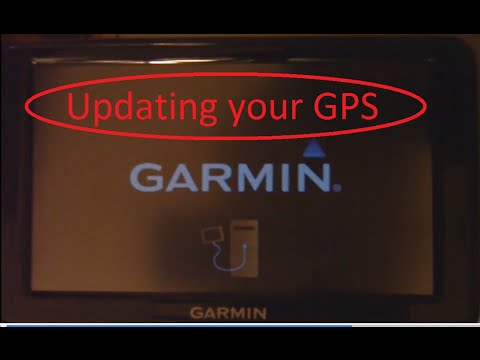How To: Garmin Nuvi 2595LMT GPS Update For Latest Maps And Firmware -- Part 1