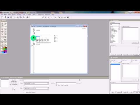 012 - Authorware 7.0 - Decision - Random to Unused Path - Time Limit