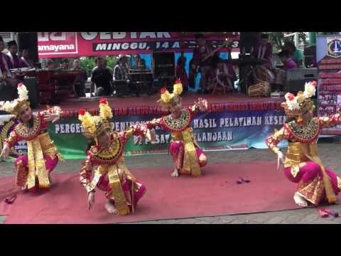 Tari Bali BLK Jaktim