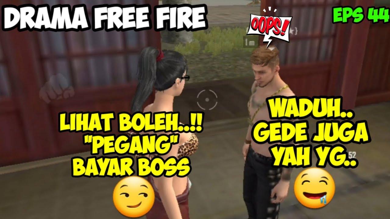 film pendek free fire, drama ff bucin, free fire |episode 44