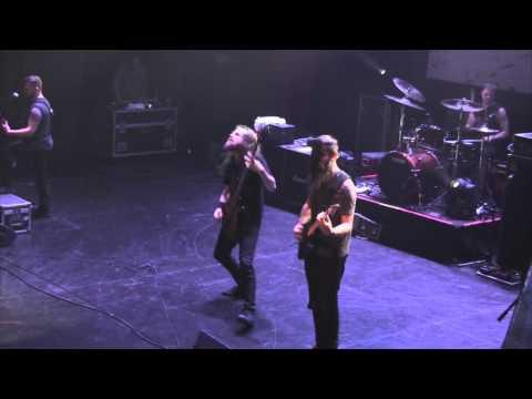 The Dillinger Escape Plan en Chile 2016 - Black Bubblegum - Teatro Cariola