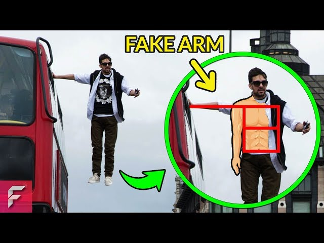 Dynamo's 7 Greatest Magic Tricks Finally Revealed | FactoFusion