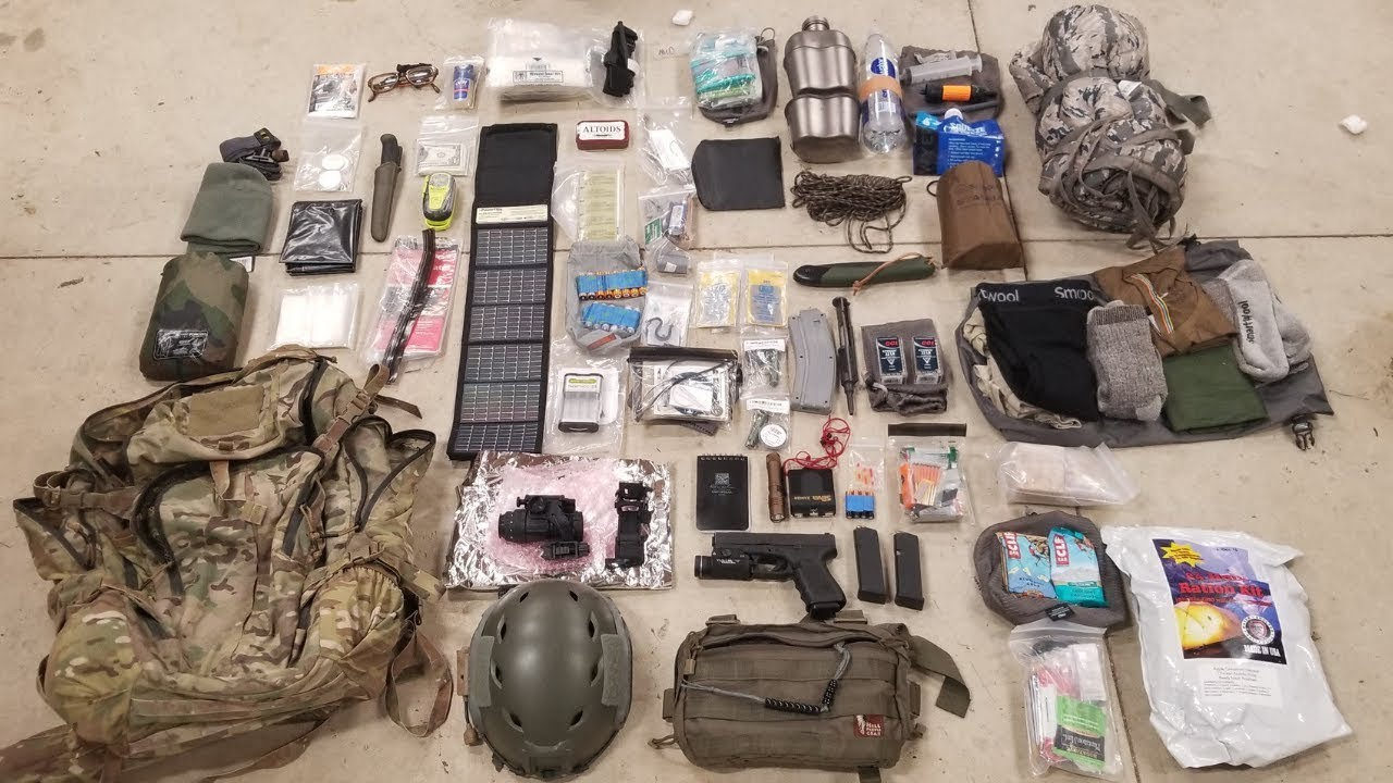 7000 Bug Out Bag Long Range Get Home
