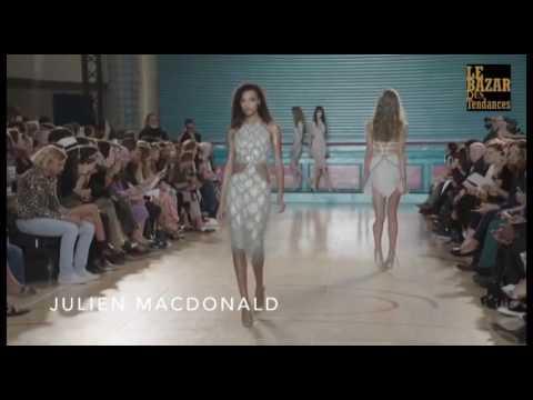 Julien Macdonald   Spring Summer 2017 Full Fashion Show