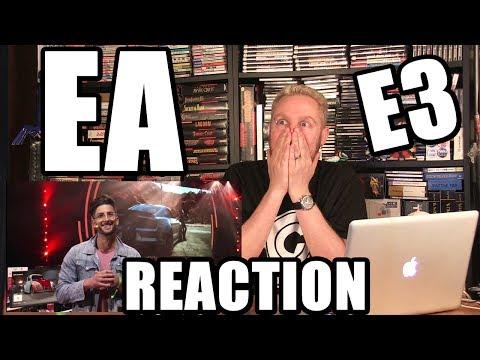 EA E3 REACTION WOWZERS - Happy Console Gamer