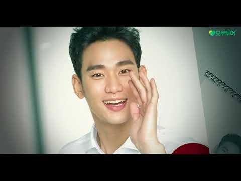 배우 김수현과 함께하는 모두투어 사진촬영 현장