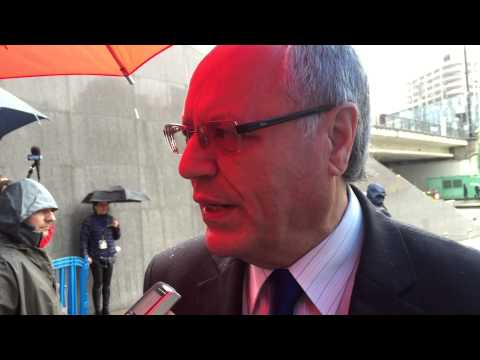 Finance Minister Edward Scicluna ahead of Eurogroup meeting