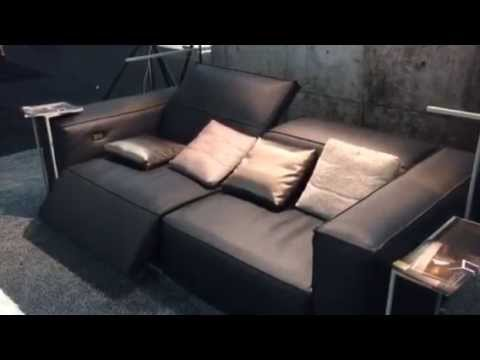 The Gramercy By Cineak Living Room Entertainment Sofa