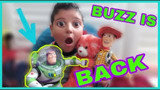 WOODY'S ALIVE SERIES: BUZZ IS BACK! thumbnail