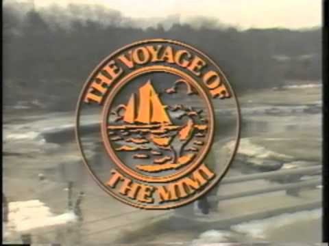 The Voyage of the Mimi Episode 12 - 12A Rolling Home, 12B Boat Shop