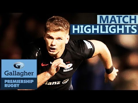 Comeback Victory at the Allianz Park | Saracens v Worcester | Gallagher Premiership - Highlights