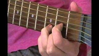 Easy Guitar Tutorial For MISTLETOE By Justin Bieber!.mov