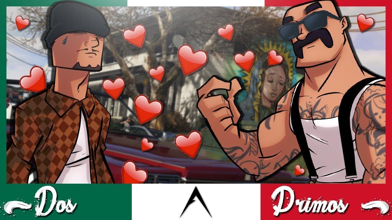 Dos Primos Ep 2. Valentín   Cholo Voice Trolling!
