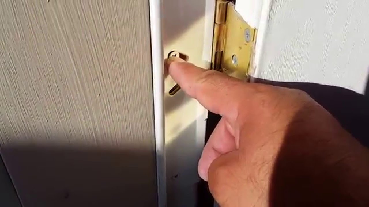Strike plate locks and Armor Concepts Door Armor review. & Strike plate locks and Armor Concepts Door Armor review. - YouTube