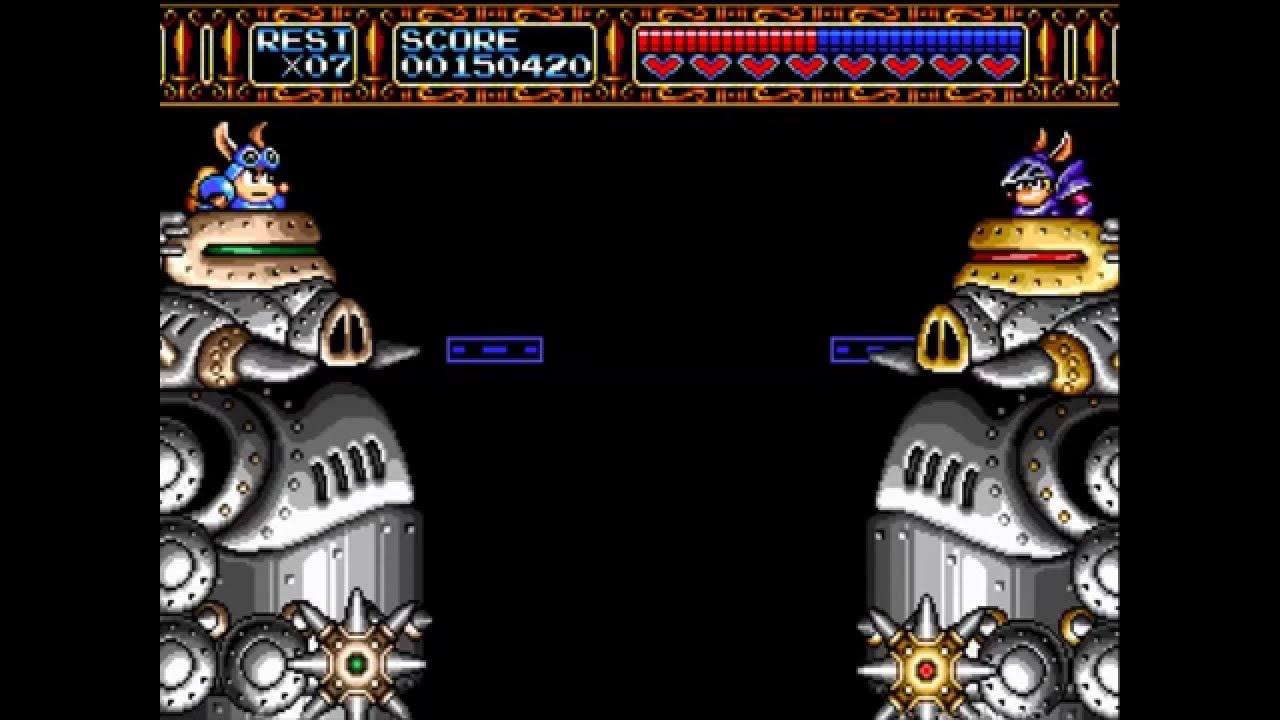 Rocket Knight Adventures Boss Theme Drum Amp Bass Metal