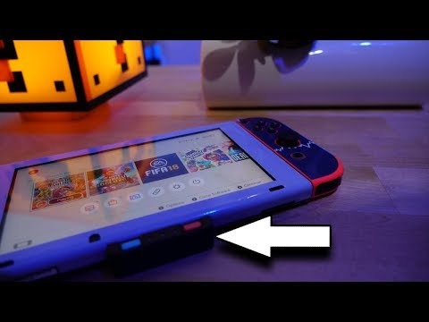 Must Have Switch Accessory!   Homespot Bluetooth Adapter  
