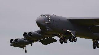 B-52H Stratofortress at RAF Fairford 14th June 2015