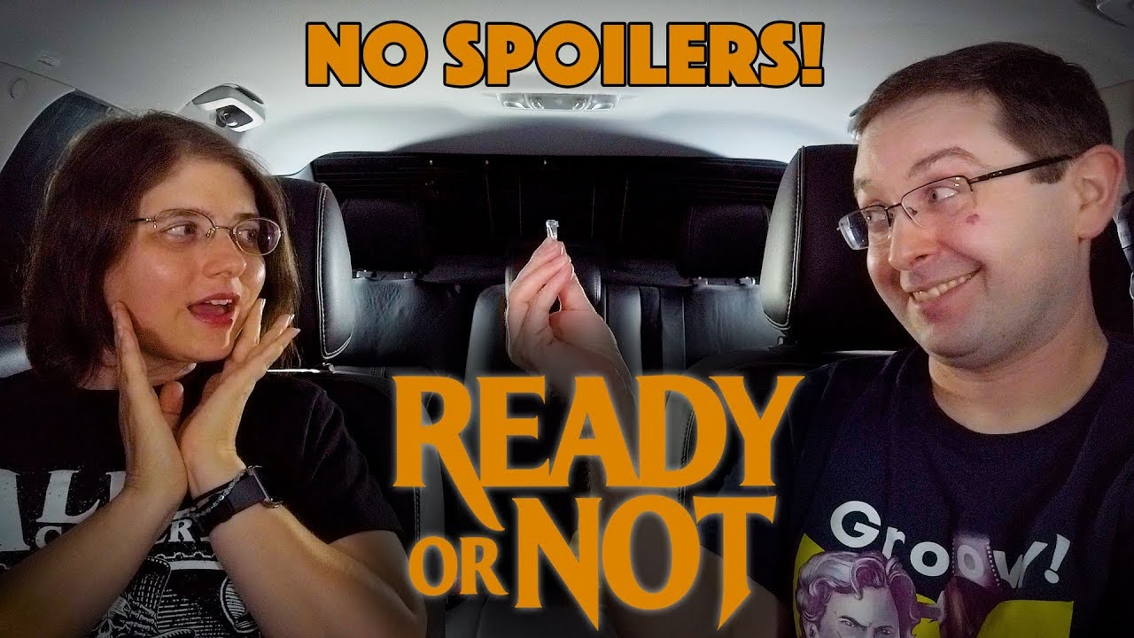 Ready Or Not No Spoilers Geek Out Review Samara Weaving Movie 2019