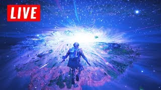Gambar cover *FULL* THE END EVENT GAMEPLAY! FORTNITE ROCKET EVENT GAMEPLAY