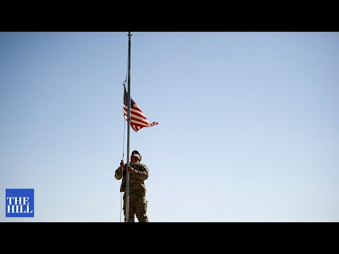 """""""Is the US flag flying at Kabul airport?"""" Pentagon asked point-blank"""