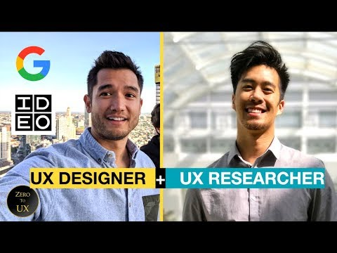 Google UX Designer Raphael | How does UX Research and Design Work Together? | Zero to UX