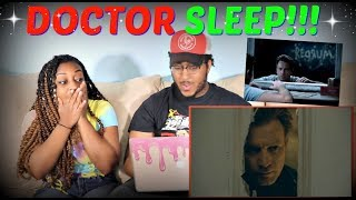 """DOCTOR SLEEP"" Official Teaser Trailer REACTION!!!"