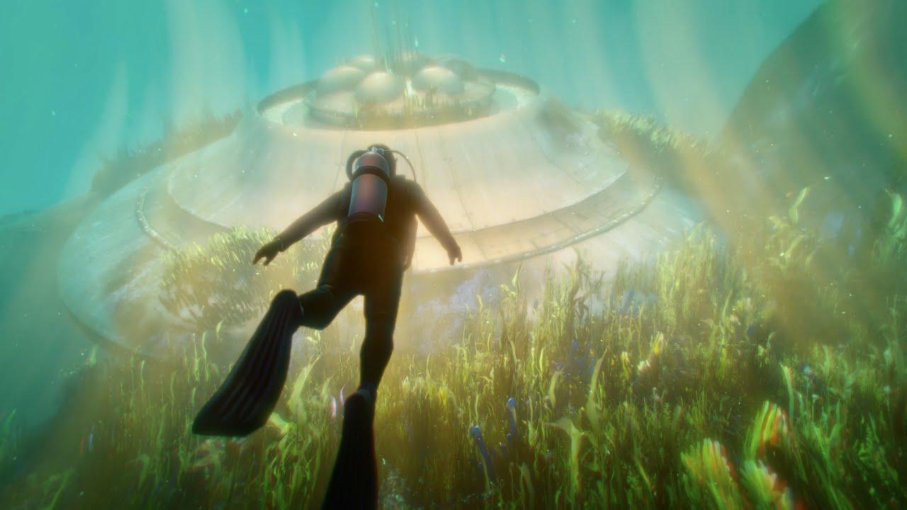𝗚𝗿𝗮𝗻𝗱 𝗧𝗵𝗲𝗳𝘁 𝗔𝘂𝘁𝗼 𝗩 Remastered 𝟮𝟬𝟮𝟬? Underwater 𝗦𝗘𝗖𝗥𝗘𝗧 Locations | 𝗦𝗖𝗨𝗕𝗔 𝗱𝗶𝘃𝗶𝗻𝗴 | PC 𝗥𝗔𝗬-𝗧𝗥𝗔𝗖𝗜𝗡𝗚 MOD
