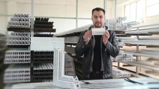 Компания Айтер немецкие пластиковые окна Salamander в Бишкеке. Производство и монтаж окон Бишкек