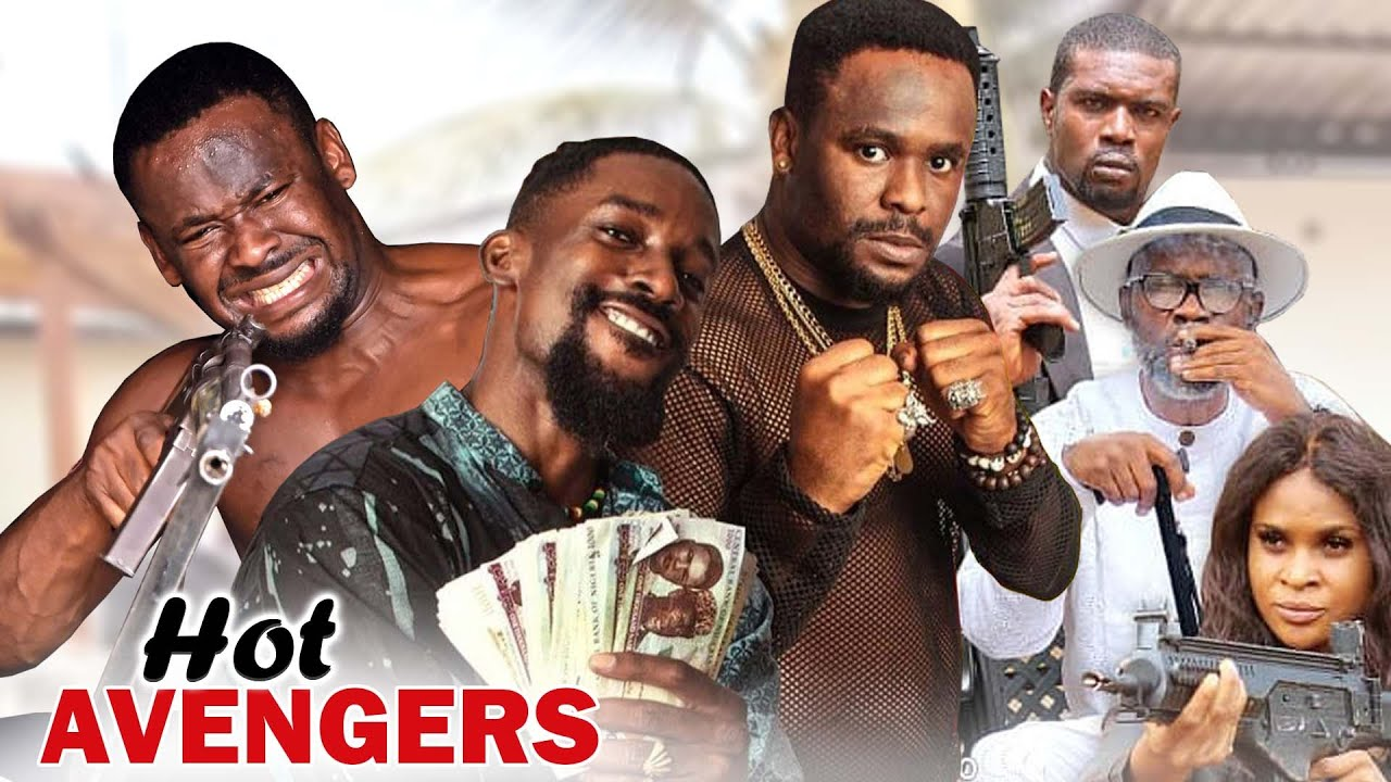 Download HOT AVENGERS COMPLETE 1&2 (Zubby Michael Hit Movie) - 2021 zubby michael latest nollywood full movie