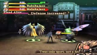 SMT Devil Summoner 2 vs Alice
