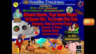 Plaid Iguana Project Halloween 2002 set 1@ Sunshine Daydream Music Park (audio)