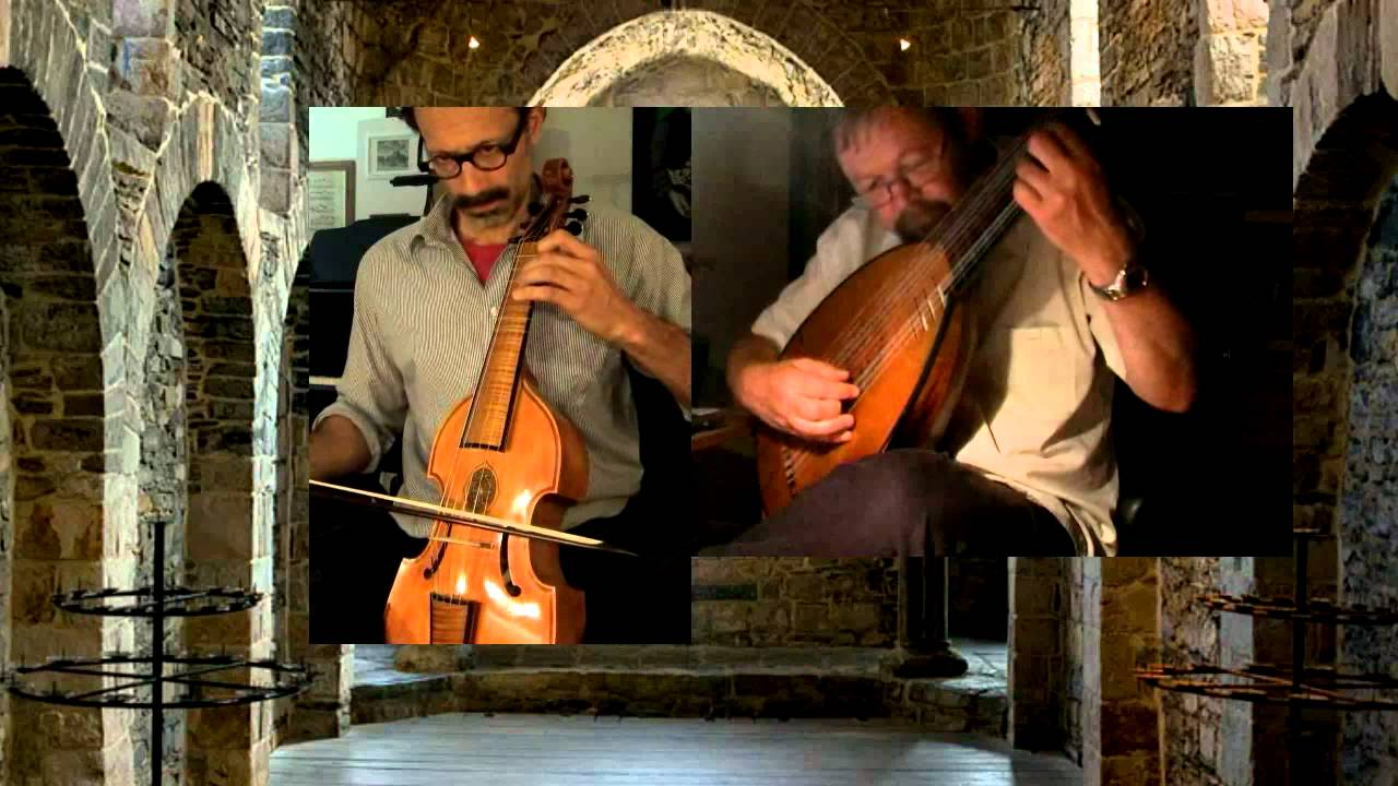 Download Anonymous Medieval Song (No.1) by Allan Alexander - lute and treble viol
