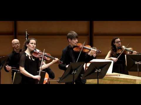 Musica Vitae & Matthew Truscott spelar Bach