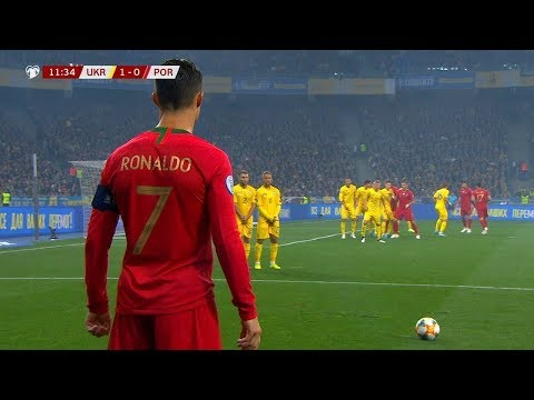 Cristiano Ronaldo'nun Attığı