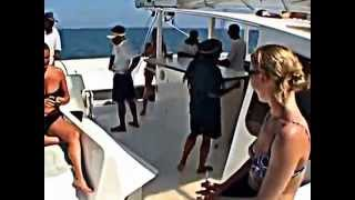 Tip Top Catamaran Tour Sosua| Snorkeling & Party Boat Sosua| BookATourCaribbean